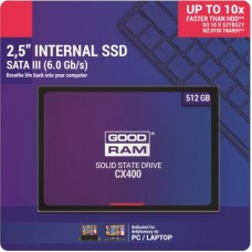 "Накопитель SSD 2.5"" 512GB GOODRAM (SSDPR-CX400-512)"